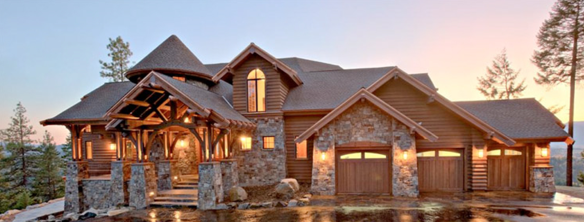 Architectural series custom estate home arden squire for Custom homes under 200k